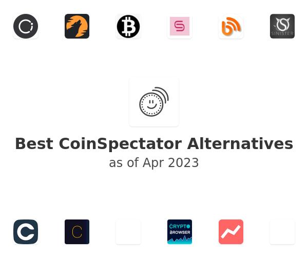 Best CoinSpectator Alternatives