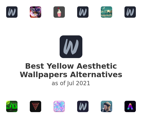 Best Yellow Aesthetic Wallpapers Alternatives