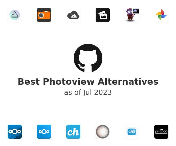 Best Photoview Alternatives