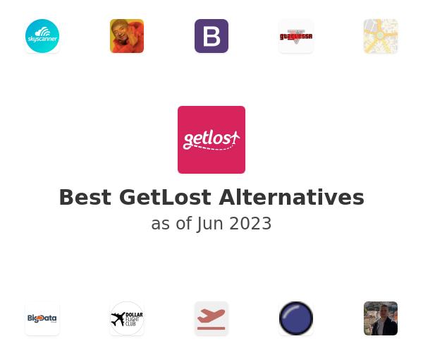 Best GetLost Alternatives