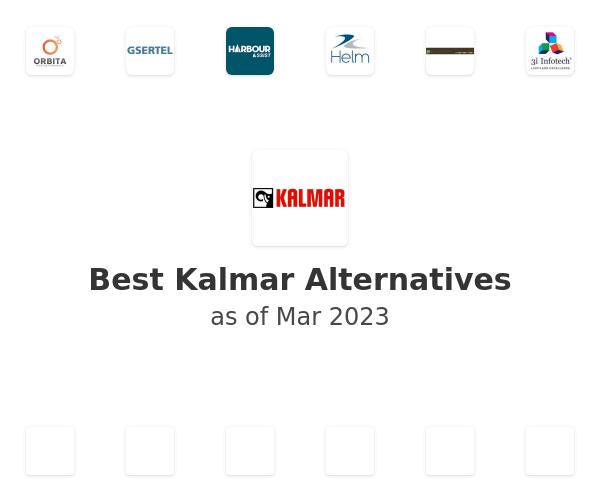 Best Kalmar Alternatives