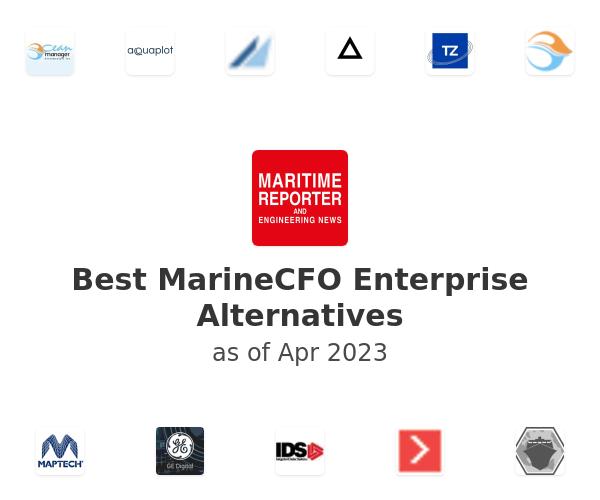 Best MarineCFO Enterprise Alternatives