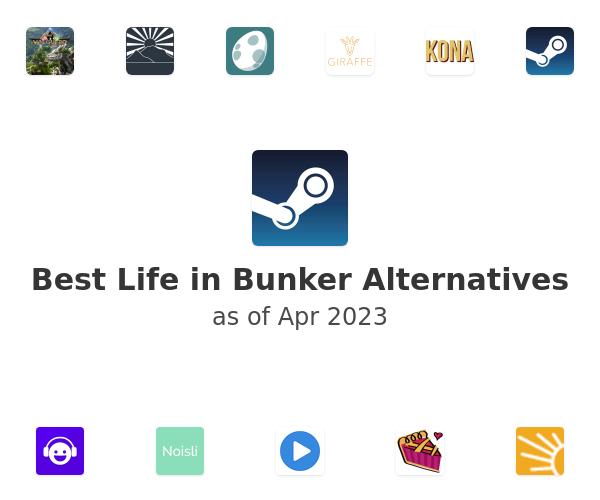 Best Life in Bunker Alternatives