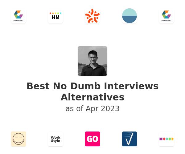 Best No Dumb Interviews Alternatives