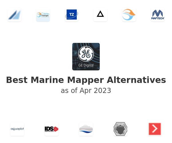Best Marine Mapper Alternatives