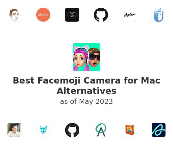 Best Facemoji Camera for Mac Alternatives