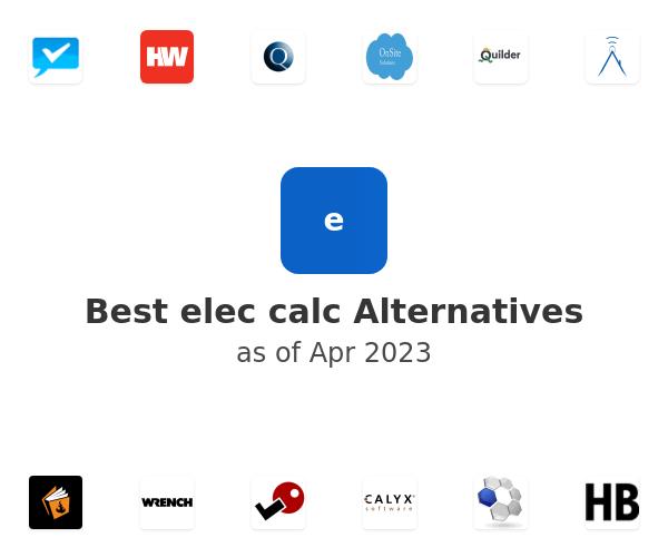 Best elec calc Alternatives