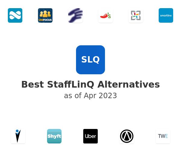 Best StaffLinQ Alternatives