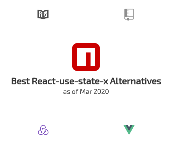 Best npmjs.com React-use-state-x Alternatives
