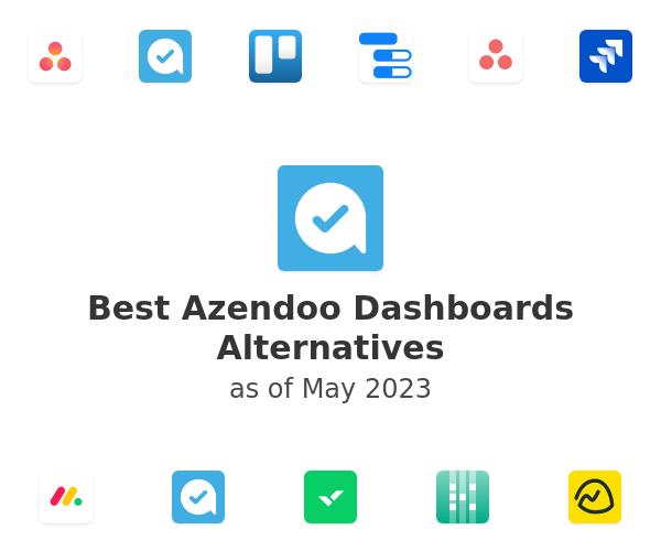 Best Azendoo Dashboards Alternatives