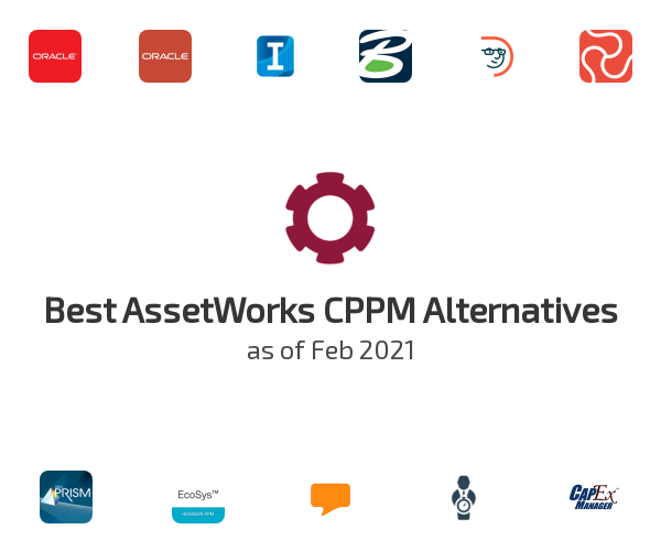 Best AssetWorks CPPM Alternatives