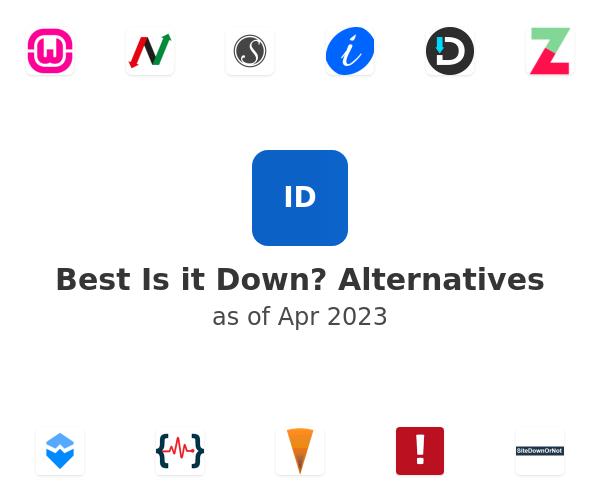 Best Is it Down? Alternatives