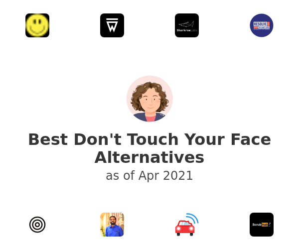 Best Don't Touch Your Face Alternatives