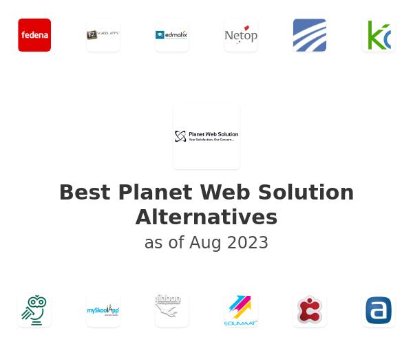Best Planet School Management Alternatives