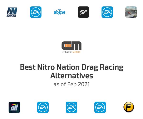 Best Nitro Nation Drag Racing Alternatives