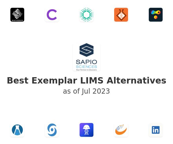 Best Exemplar LIMS Alternatives