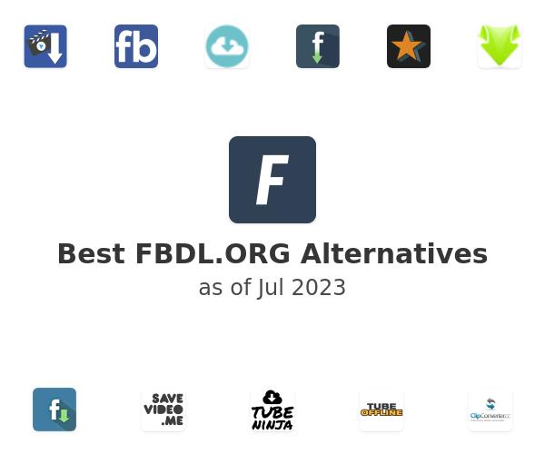 Best FBDL.ORG Alternatives