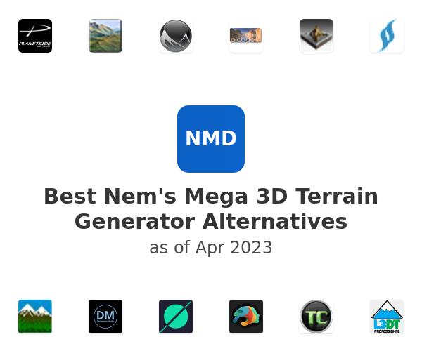 Best Nem's Mega 3D Terrain Generator Alternatives