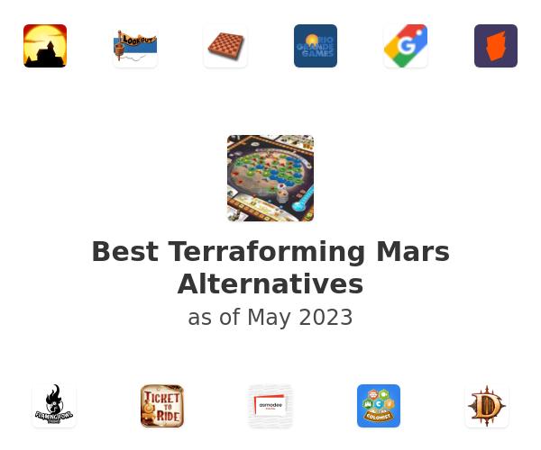Best Terraforming Mars Alternatives