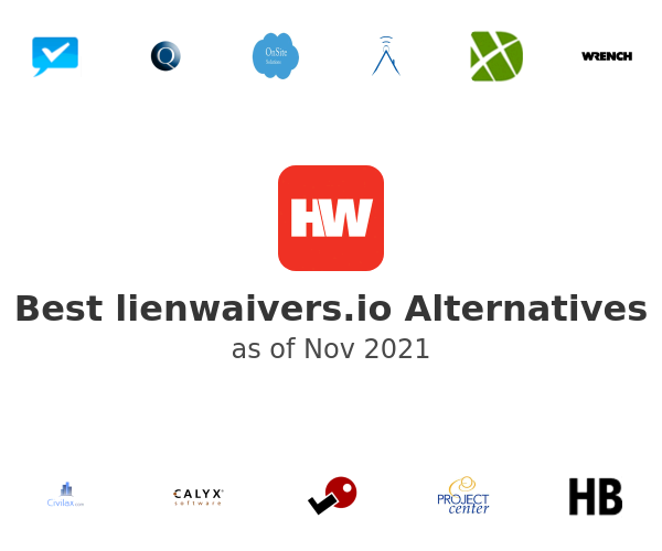 Best lienwaivers.io Alternatives