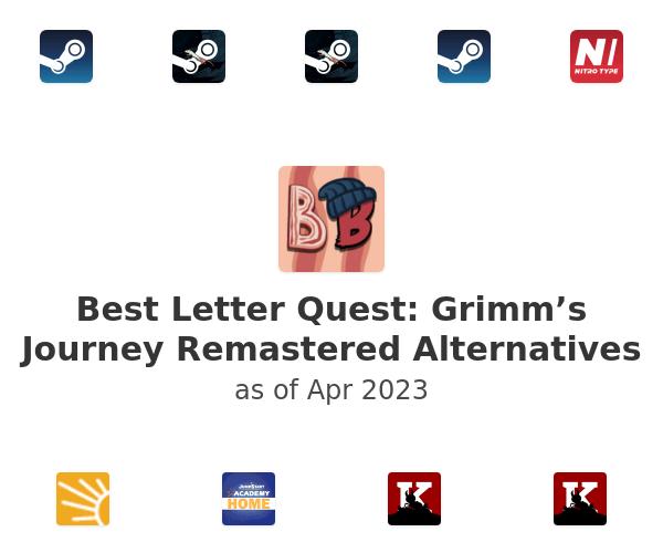 Best Letter Quest: Grimm's Journey Remastered Alternatives