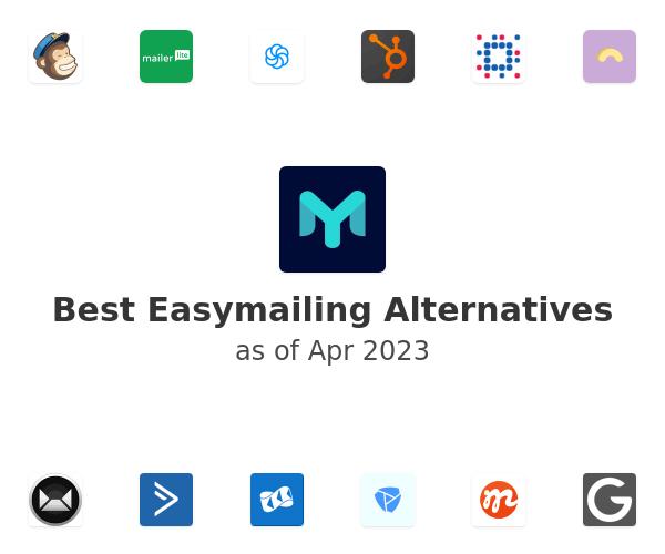 Best Easymailing Alternatives