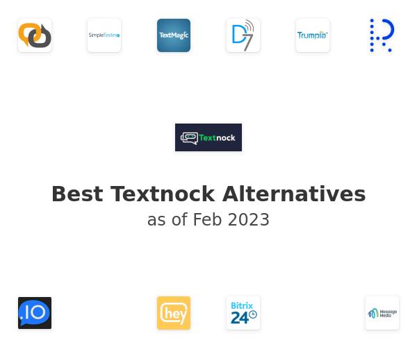 Best Textnock Alternatives