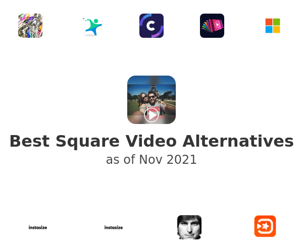 Best Square Video Alternatives