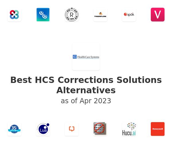 Best HCS Corrections Solutions Alternatives
