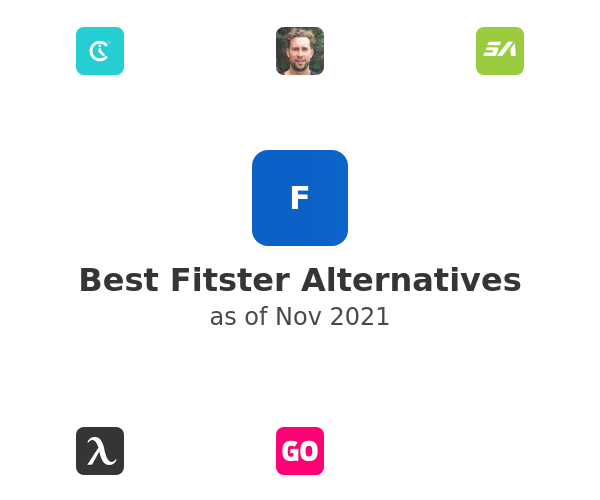 Best Fitster Alternatives