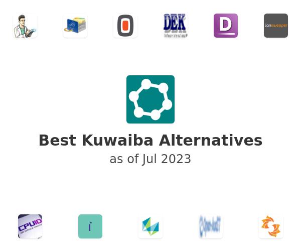 Best Kuwaiba Alternatives