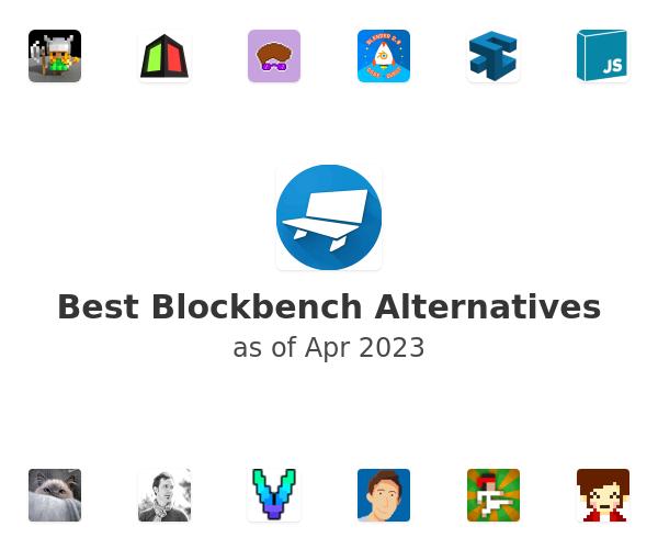 Best Blockbench Alternatives