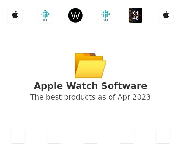 Apple Watch Software