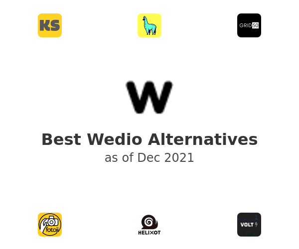 Best Wedio Alternatives