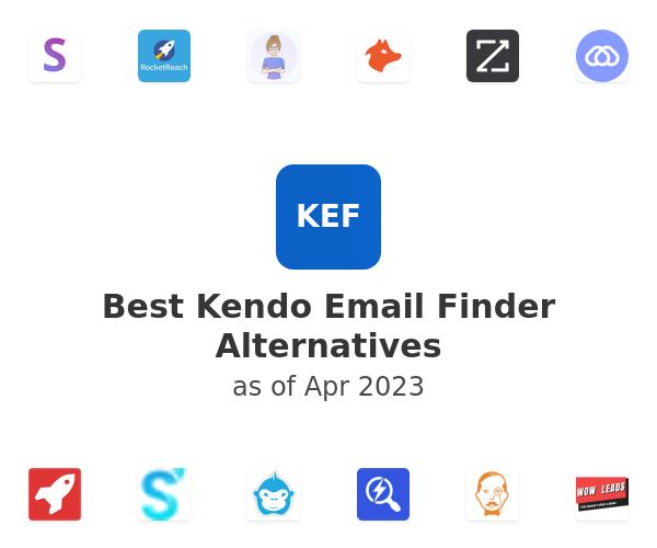 Best Kendo Email Finder Alternatives