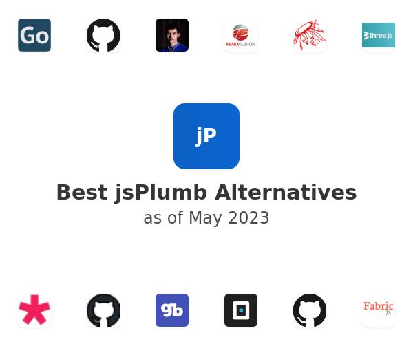 Best jsPlumb Alternatives