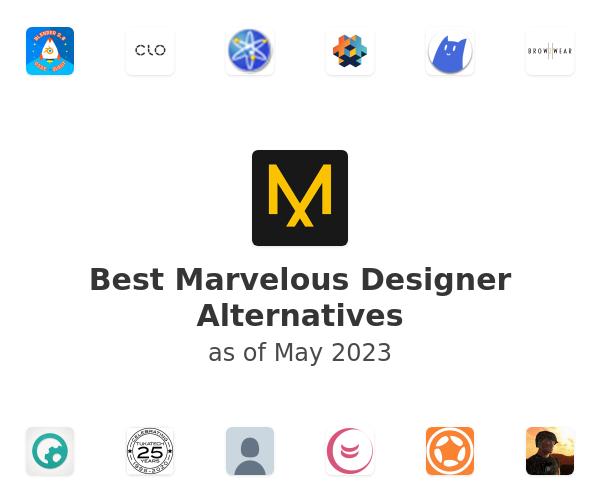 Best Marvelous Designer Alternatives