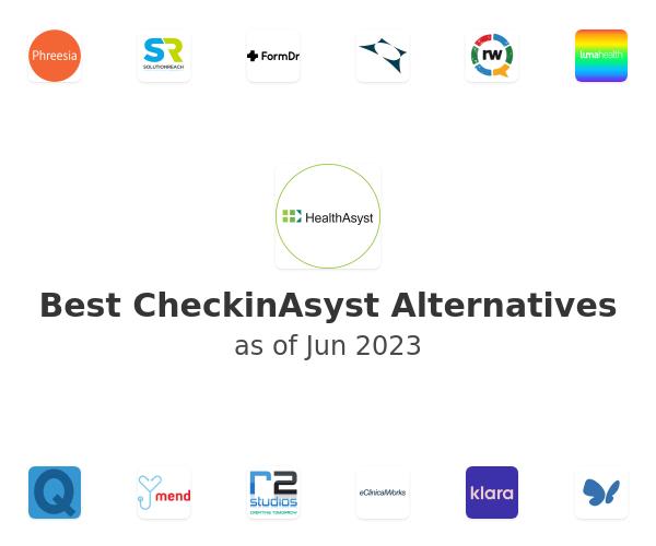 Best CheckinAsyst Alternatives