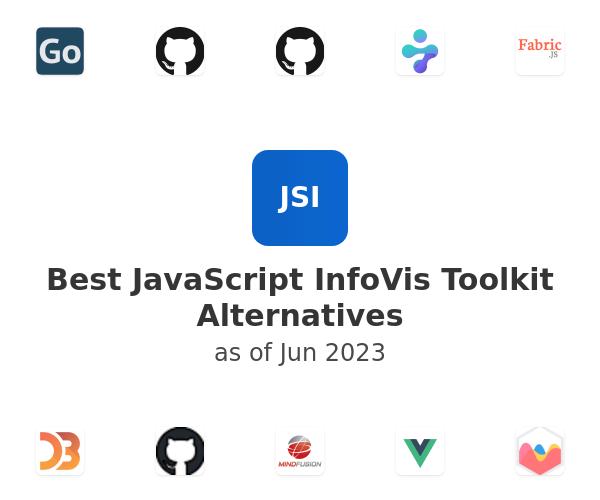 Best JavaScript InfoVis Toolkit Alternatives