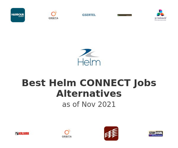 Best Helm CONNECT Jobs Alternatives