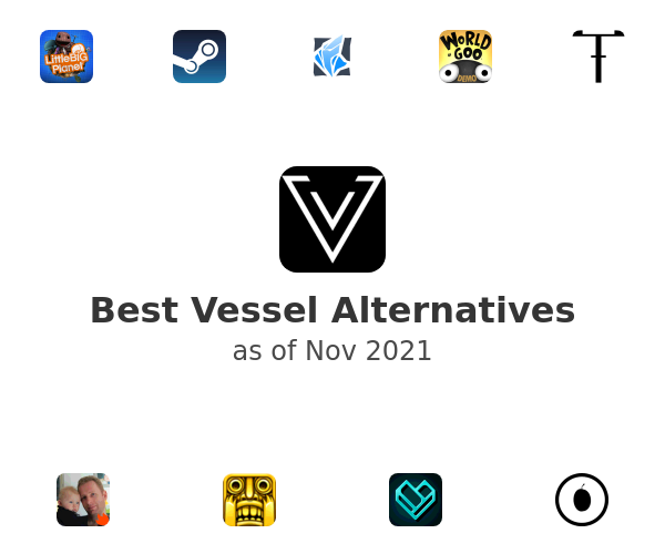 Best Vessel Alternatives