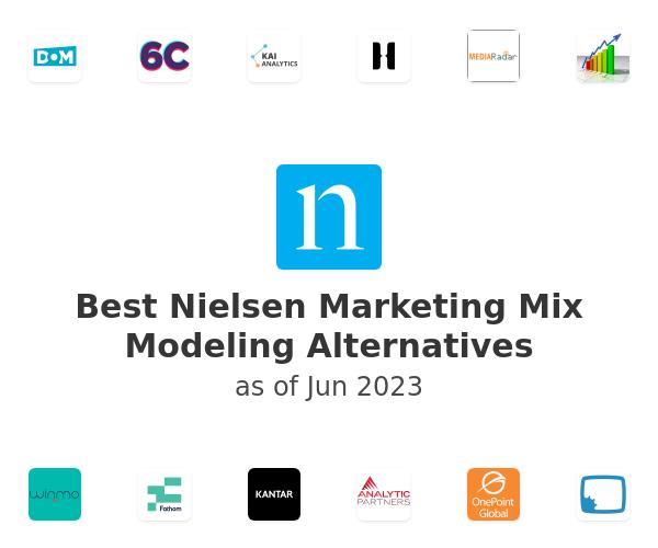 Best Nielsen Marketing Mix Modeling Alternatives