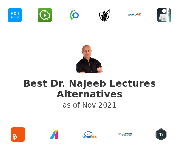 Best Dr. Najeeb Lectures Alternatives