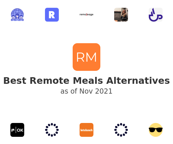 Best Remote Meals Alternatives