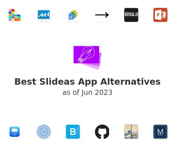 Best Slideas App Alternatives