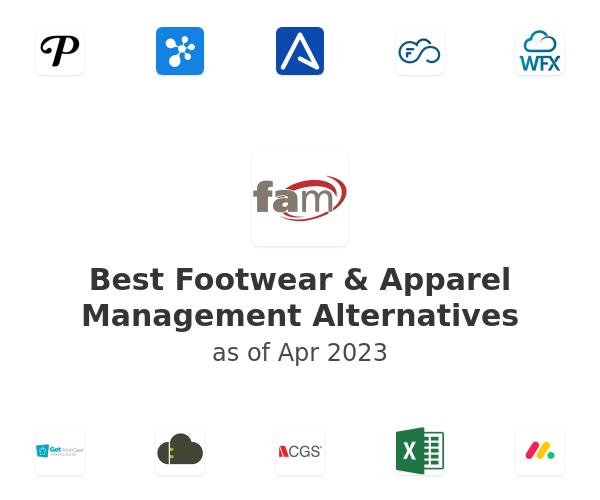Best Footwear & Apparel Management Alternatives