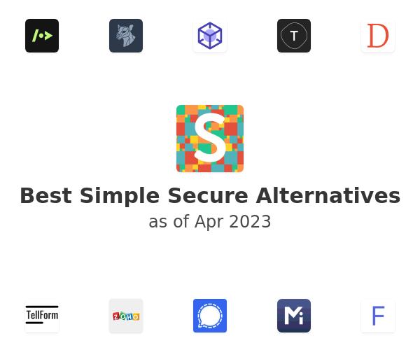 Best Simple Secure Alternatives