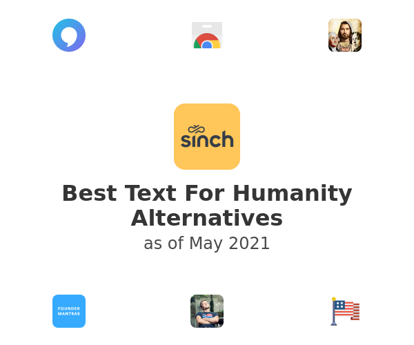 Best Text For Humanity Alternatives