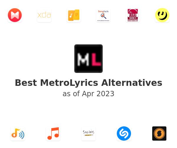 Best MetroLyrics Alternatives