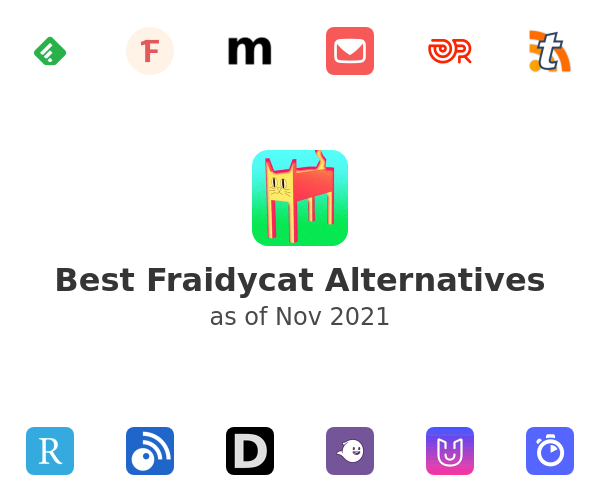 Best Fraidycat Alternatives